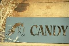 Horse Nameplate